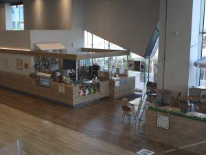 ハグミュージアム カフェ