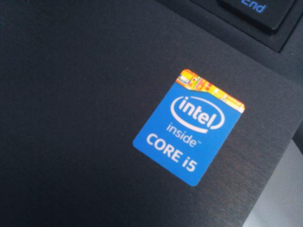CPUの表示